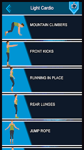 Daily Cardio Exercises – Cardio Fitness Workouts 21