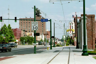Photo: Fort Smith downtown