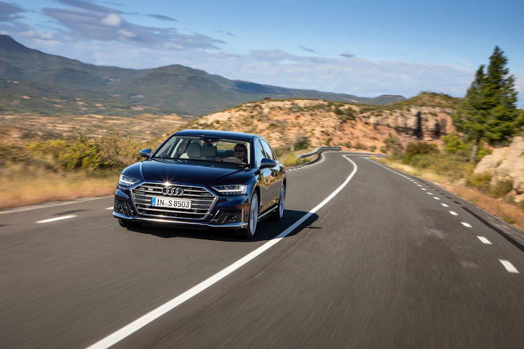 The new Audi S8 is priced at R2,484,000.