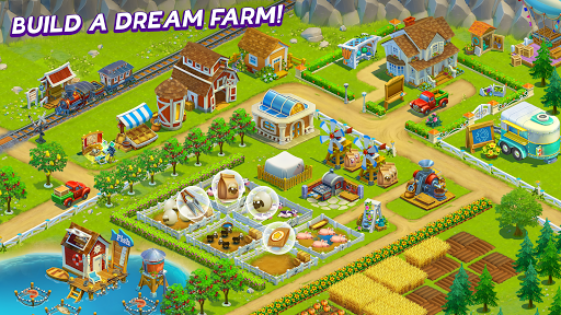 Golden Farm : Idle Farming Game screenshots 1