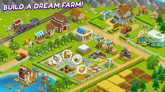 Golden Farm : Idle Farming Game 1