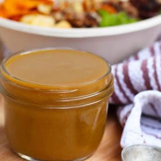 Apple Cider-Honey-Mustard Vinaigrette Recipe