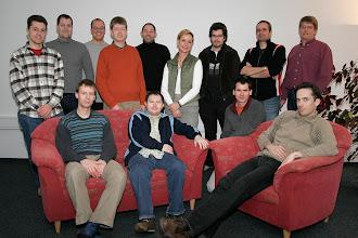 Photo: Markus Keller, , ,Dirk Bäumer, Ulrike Smid, Benno Baumgartner, Erich Gamma, Andre Weinand, ,Dani Megert, Martin Aeschlimann, ,
