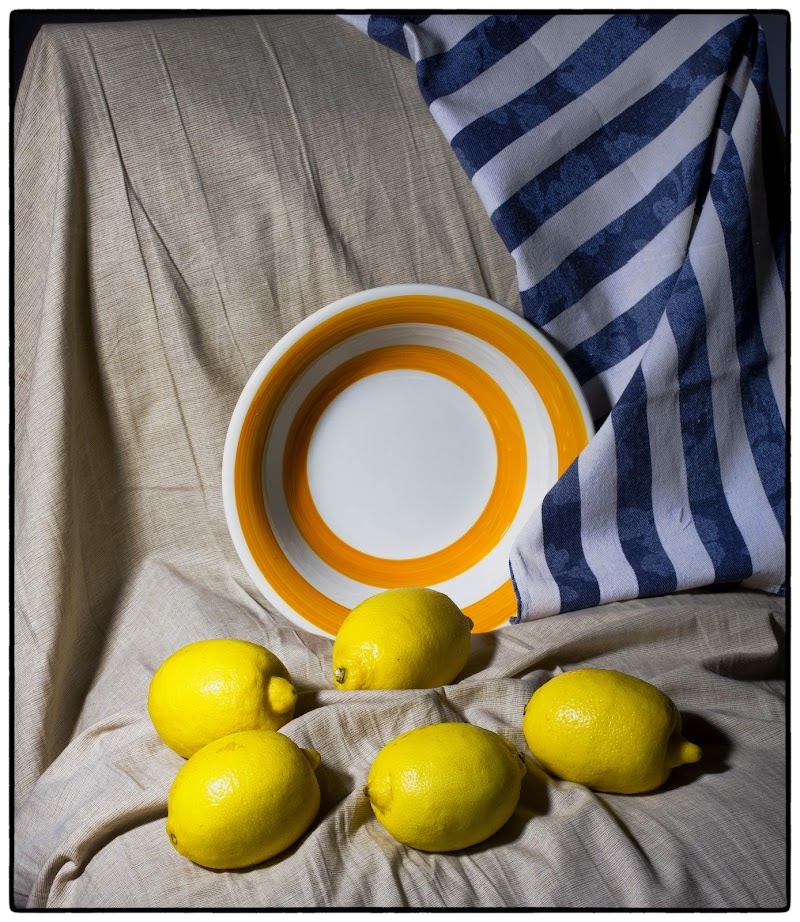 Tamara De Lempicka: Natura morta con limoni  di Roberto Simonazzi