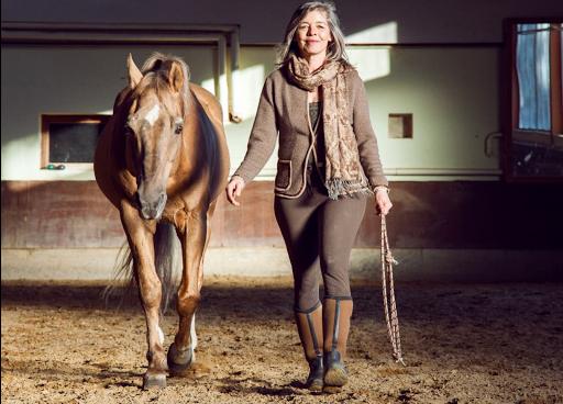 Anja Hampel Pferd