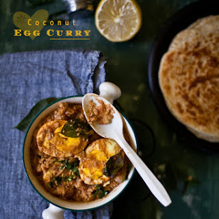 Coconut Egg Curry