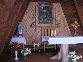 Photo: D9090265 Zolynia - lesna kaplica SW_Huberta
