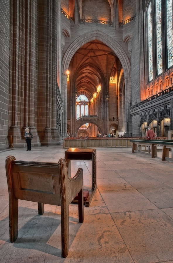 by Derek Tomkins - Buildings & Architecture Places of Worship