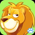 Kids Puzzle:Animal icon