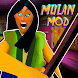 Mulan Granny Mod: Scary Princess Games Horror 2019