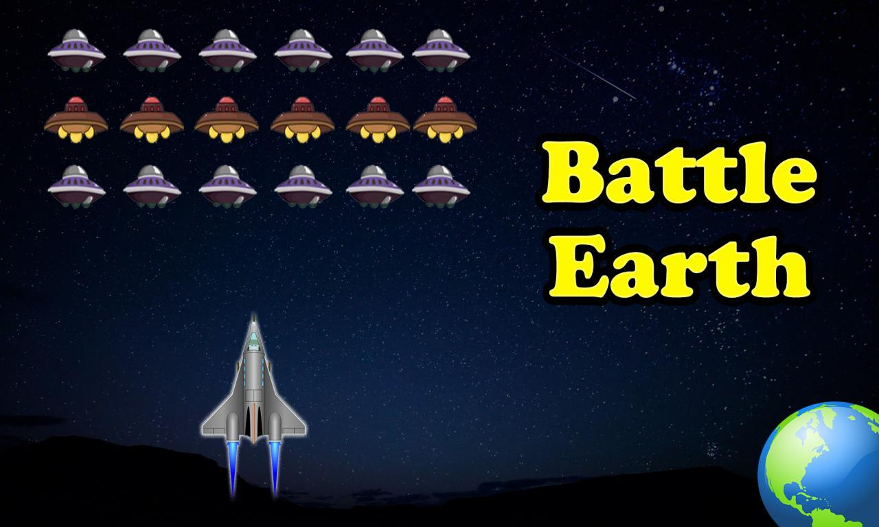 Battle Earth 2012- screenshot