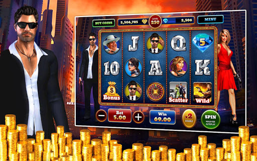 Special Agent Casino Slots HD