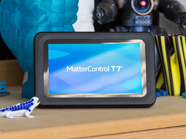 MatterControl T7X - Standalone 3D Printer Controller (Refurbished
