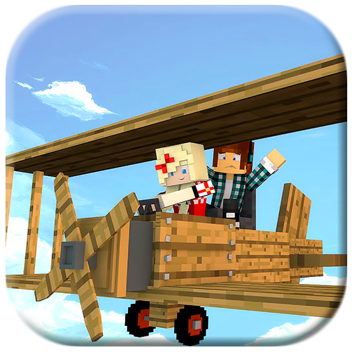 Airplane and Helicopter Mods and for  Minecraft PE