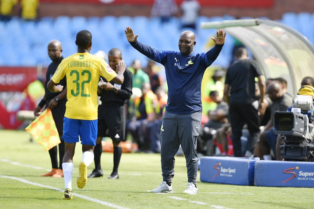 Sundowns put three past Chippa, but it could have been more - TimesLIVE