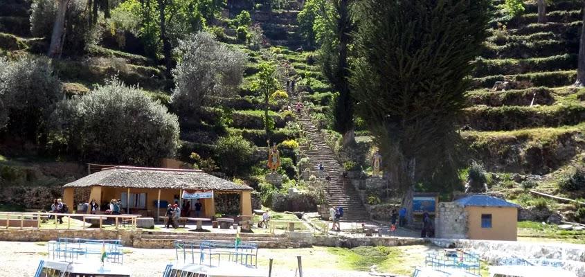 paisajes | TOUR ISLA DEL SOL
