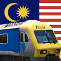Malaysia Map for LRT & Train icon