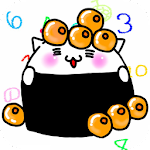 Brain Training with Sushi Cat Icon