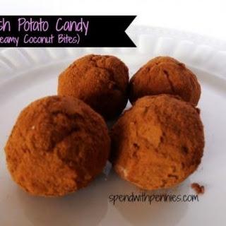 Irish Potato Candy.
