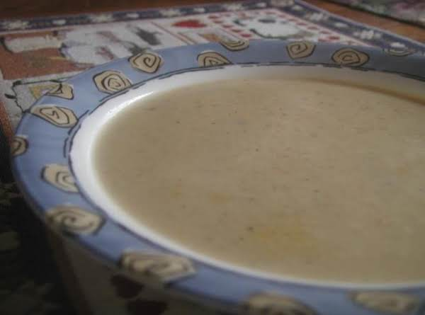 Dixie Stampede Cream Of Vegetable Soup