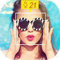 Face Age Camera Scanner icon