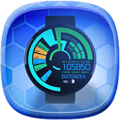 Simtrek STAR TREK Watch Face