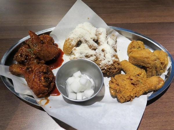 치킨샾 Chicken shop 韓國炸雞專賣