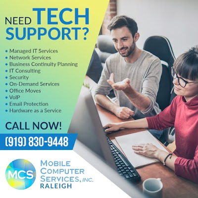 Managed IT Services Company in Raleigh NC
