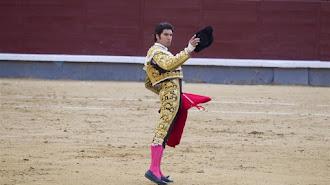 El matador suma un aliciente a la Feria de Santa Ana 2019..