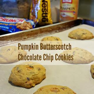 Pumpkin Butterscotch Cookies Recipes