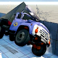 Car Crash Test ZIL 130