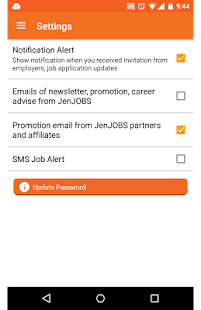 JenJOBS.com Job Search- screenshot thumbnail