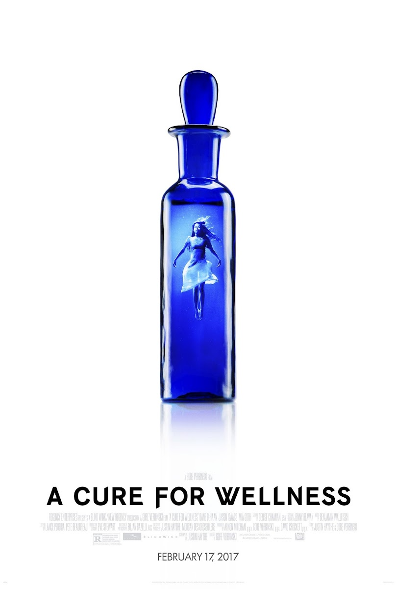 A Cure for Wellness official site