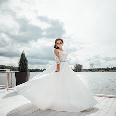 Wedding photographer Aleksandr Apanasovich (AleksAp). Photo of 26.08.2018