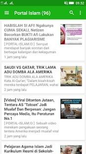 Berita Umat Islam Terkini - náhled