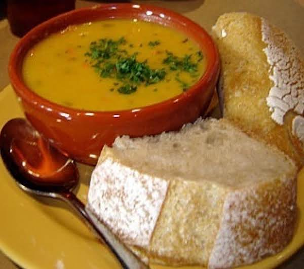 Harvest Squash & Pear Soup Recipe