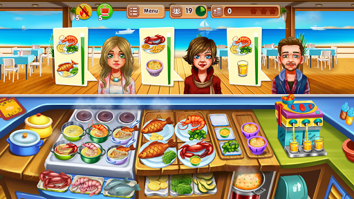 Cooking Fest : The Best Restaurant & Cooking Games 1.37 screenshots 8