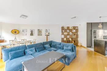 Appartement 4 pièces 115,42 m2