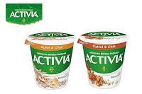 """Angebot für Activia """"Mit Ballaststoffen"""" im Supermarkt - Danone"""