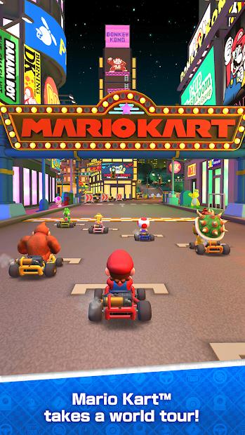 Mario Kart Tour Android App Screenshot