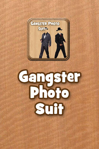 American Gangster Photo Suit