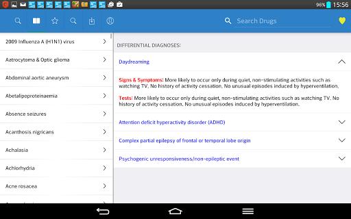 iMD - Medical Resources 3.1.5 screenshots 8