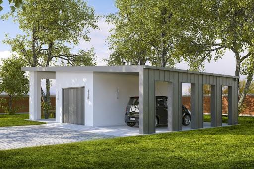 Projekty Garaży Z Altaną Toobapl