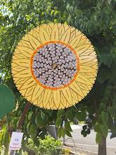 Photo: Steel Bamboo Garden Flower