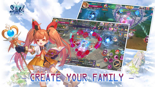 Sword and Magic:Eternal Love android-1mod screenshots 1