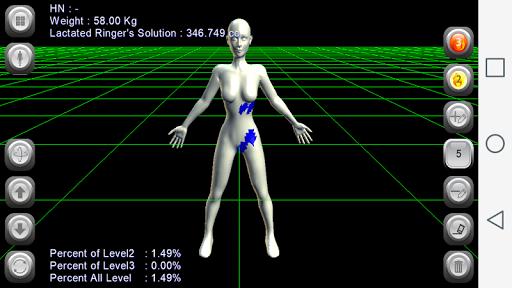 玩免費醫療APP|下載3D Burn Resuscitation app不用錢|硬是要APP