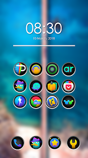 Wiron - Icon Pack Screenshot