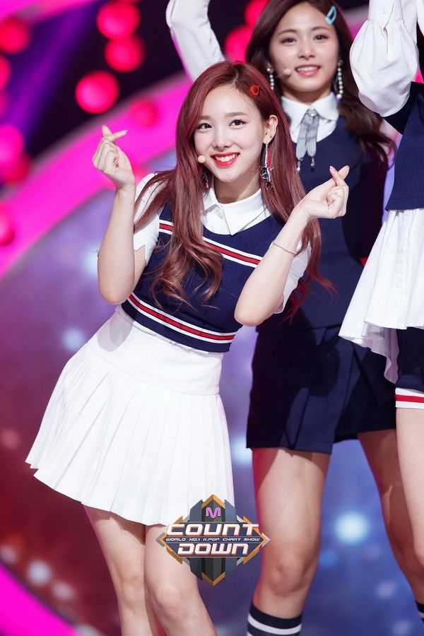 nayeon uniform 28