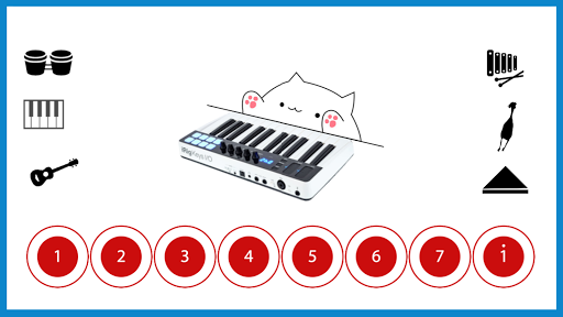 Bongo Cat Musical Instruments screenshots 1