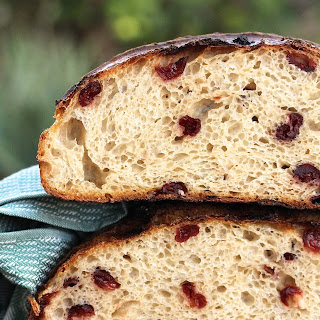 Cranberry Sourdough Country Bread